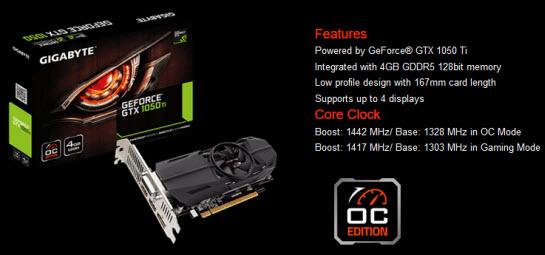 Gaming-GV-N105TOC-4GL