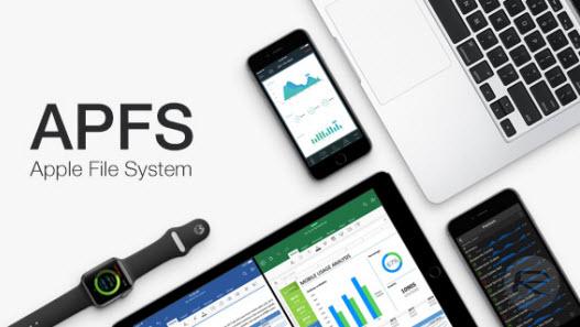 APFS-Apple